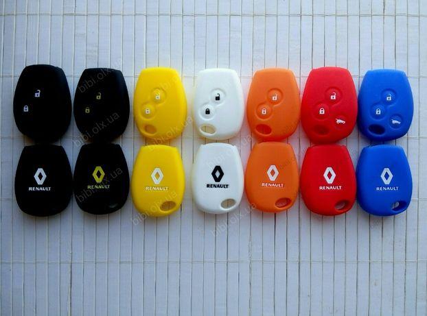 Чехол для ключа Renault/Dacia Traffic,Kangoo,Logan,Duster,Sandero Рено
