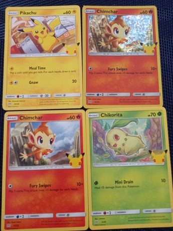 Karty pokemon  kolekcja