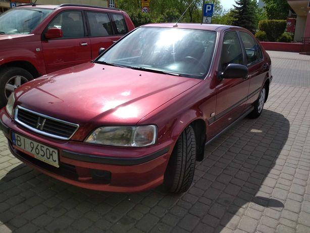 Honda Civic 1,4 16V 5D, 1998 r, przebieg ok. 161 000 km