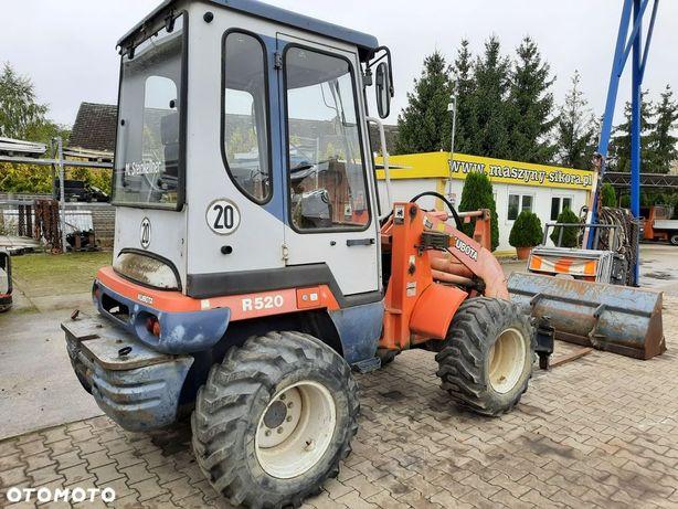 Kubota 520 Kubota 310 R 420  Świeżo sprowadzona z DE / nie pracowała w Polsce