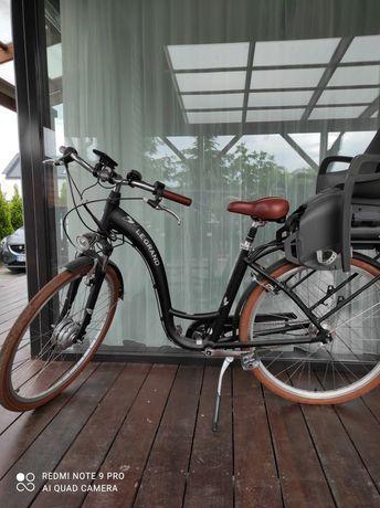Rower Le grand Elille 2 elektryczny rama L przebieg 18 km