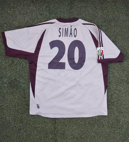 Camisola Benfica #20 SLB Simão Sabrosa