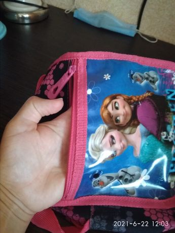 Сумочка Disney Frosen Холодное сердце Анна Ельза Дісней Дисней
