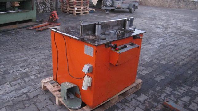 Giętarka do prętów zbrojeniowych pf 40 elektryczna
