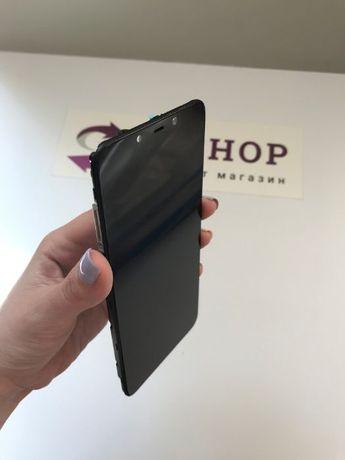 Дисплей модуль Xiaomi Pocophone F1 с сенсором (тачскрином) и рамкой