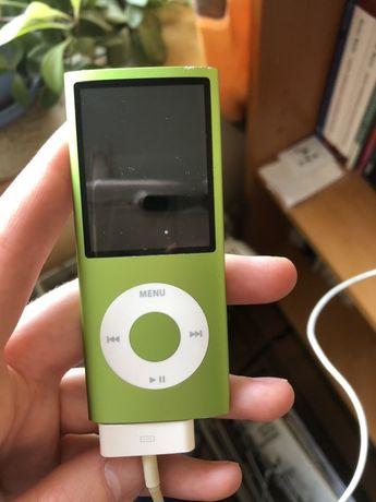 Ipod Nano apple4gb z słuchawkami i kablem