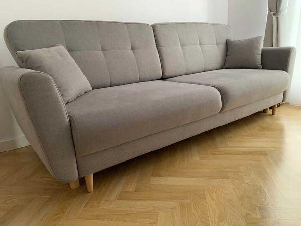 Zestaw mebli wypoczynkowych do salonu, sofa