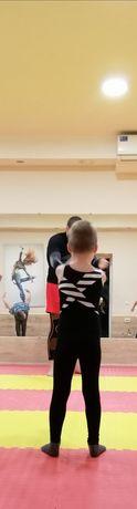 Одежда для акробатики. Гимнастический костюм CHOPAR,116рост