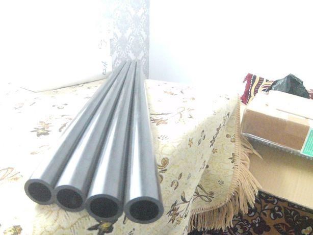 Карбоновые трубки 25х19х1000мм