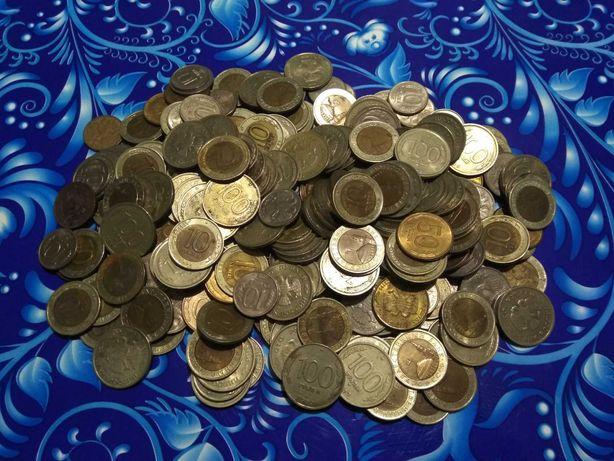 Монеты России 90-х