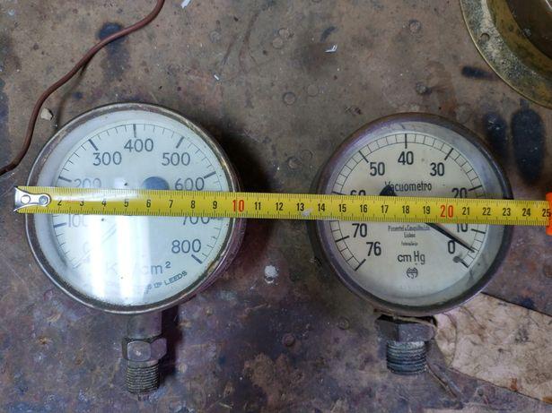 Manómetros de pressão latão/metal navio bacalhoeiro