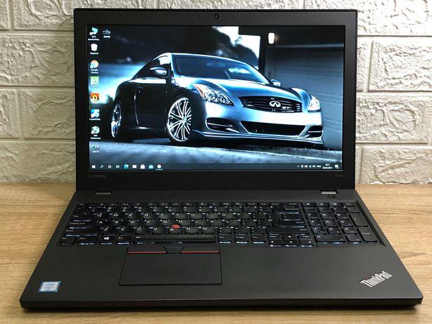 Lenovo Thinkpad T560. Core I7, SSD, IPS FHD, 8\256, 2 батареи