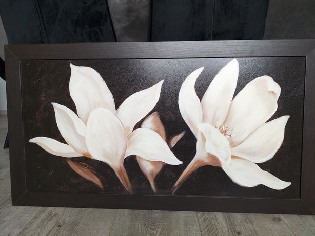 Obraz kwiaty sprzedam
