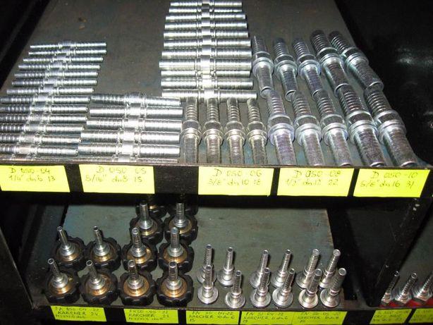 Ремонт и изготовление РВД (шланги).Ремонт гидроцилиндров