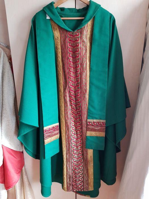 Ornat liturgiczny,  gotycki,  szata + stuła Wrocław - image 1