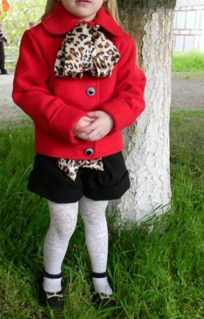 Кашемировый весенний костюм. Шорты и куртка пальто пиджак жакет