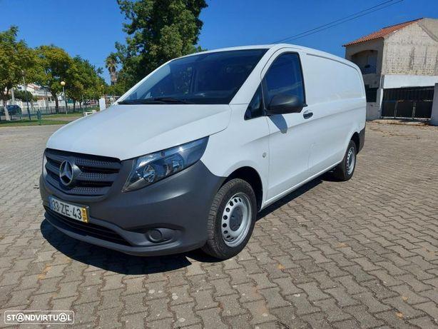 Mercedes-Benz Vito 114 - Motor Mercedes 2143cc - 134 CV