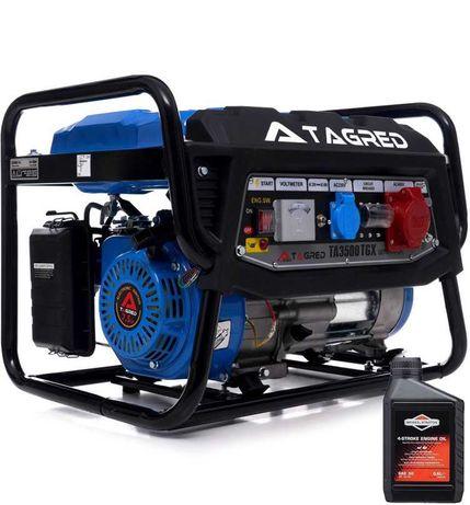Agregat prądotwórczy 3500W TAGRED AVR 230/400V TA3500TGX