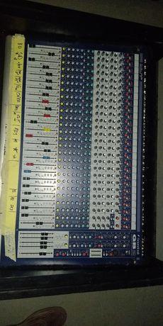 Мікшерний пульт SOUNDCRAFT GB-2 24CHANEL