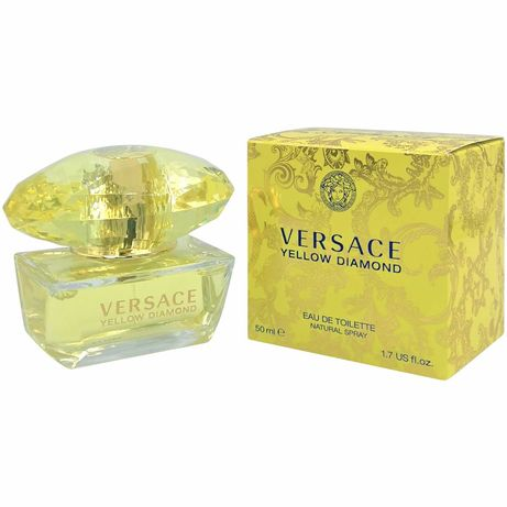 Perfumy   Versace   Yellow Diamond   50 ml   edt