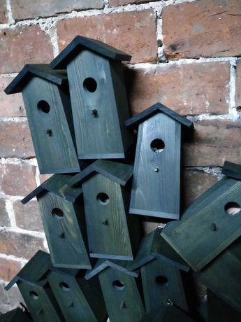Budki dla ptaków, do ogrodu, na działkę, na prezent