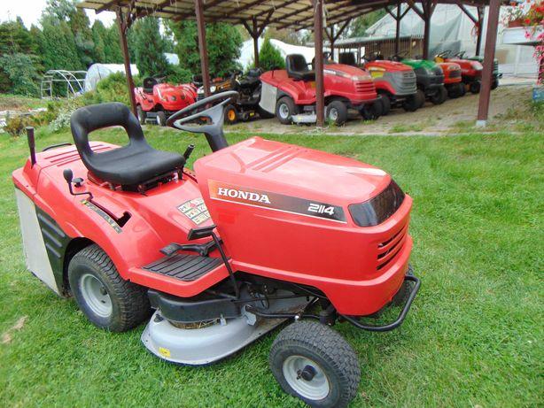 Kosiarka Traktorek Honda 2114 silnik V-2 Pompa oleju