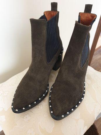 Сапожки ботінки черевики  kanna