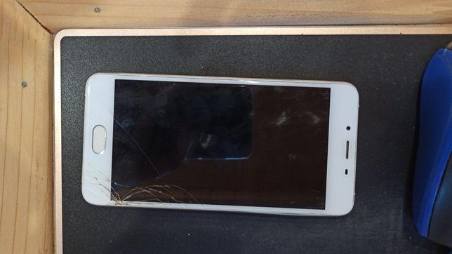 Сенсорный телефон мейзу Meizu u 10