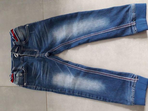 Spodnie Jeansy 104/110
