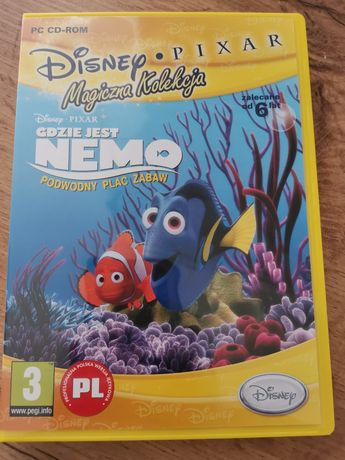 Gra PC Gdzie jest Nemo