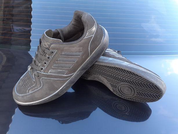 Оригинальные кроссовки Olimpia кожаные московские мужские кросівки