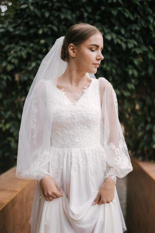 Весільня сукня нова