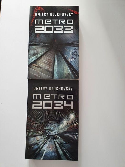 Metro 2033,2034 Dimitry Glukhovsky Gorzów Wielkopolski - image 1