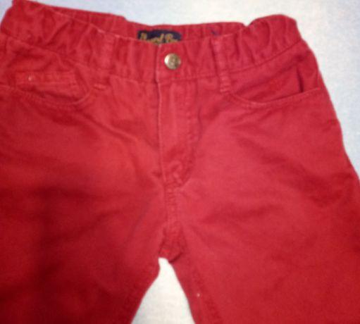Джинсы-брюки р. 116