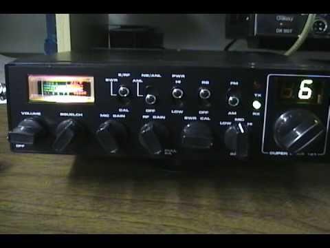 Radio CB Superstar SS3900 BLACK