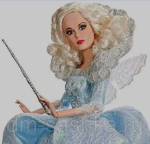 Куколку забронировали Cinderella film collection