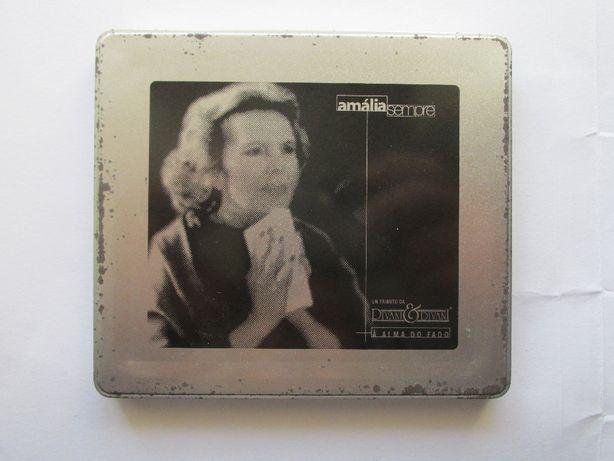 CD - Amália, Sempre, novo