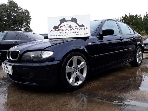 BMW 316i E46 2004, BMW 320CI E46 2004 Para Peças