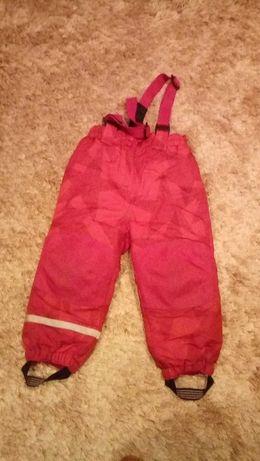 Spodnie narciarskie out wear by lindex 98