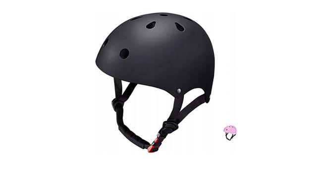 Kask Rowerowy BMX Skullcap Dark World 53-55