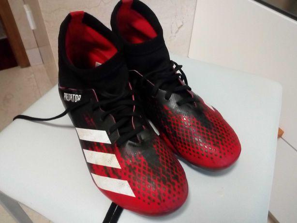 Chuteiras de futebol rapaz adidas