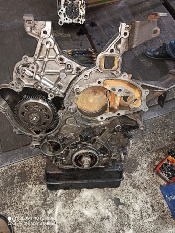 Двигатель Renault Mascott 3.0 2008 (пенёк)