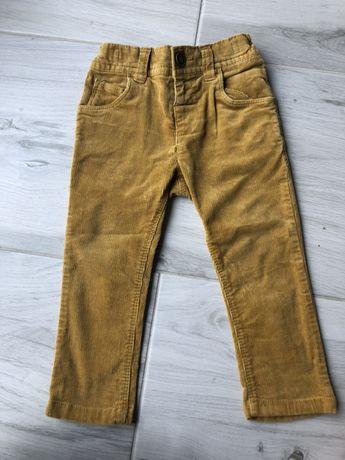 Spodnie chłopiec 12-18 m-cy