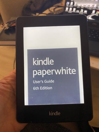 Kindle paper white 2