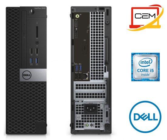OKAZJA!!! Komputer PC Dell 3040 i5 8GB SSD 240GB Windows 10