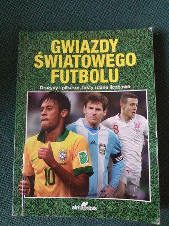 Gwiazdy światowego futbolu książka
