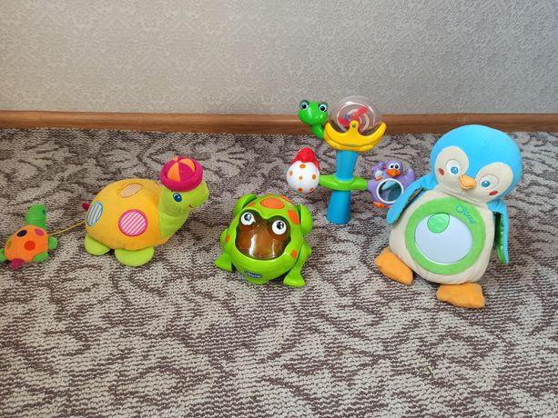 Набор игрушек chicco лот игрушек пакет игрушек