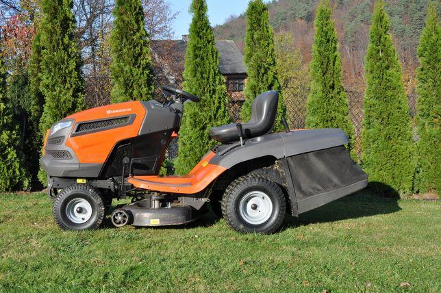 Traktorek do trawy, Kosiarka, Husqvarna CTH163T