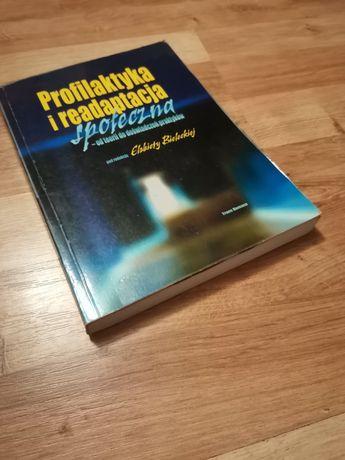 Książka profilaktyka i readaptacja spoleczna