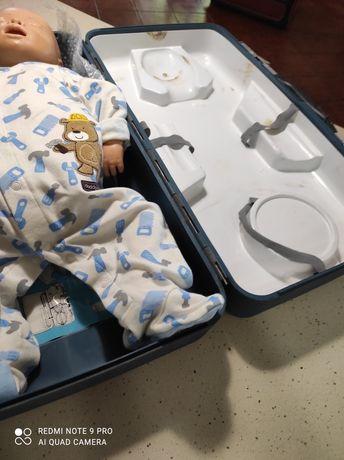 Manequim sbv pediatrico